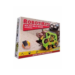OWI Solar Wild Boar Building Model Kit