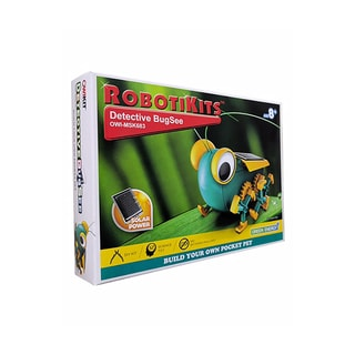 OWI Detective Bugsee Building Model Kit