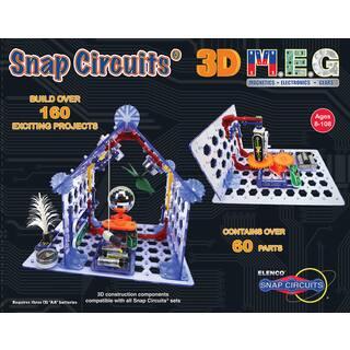 Elenco Snap Circuits 3D M.E.G. Learning Set|https://ak1.ostkcdn.com/images/products/16645029/P22968100.jpg?impolicy=medium