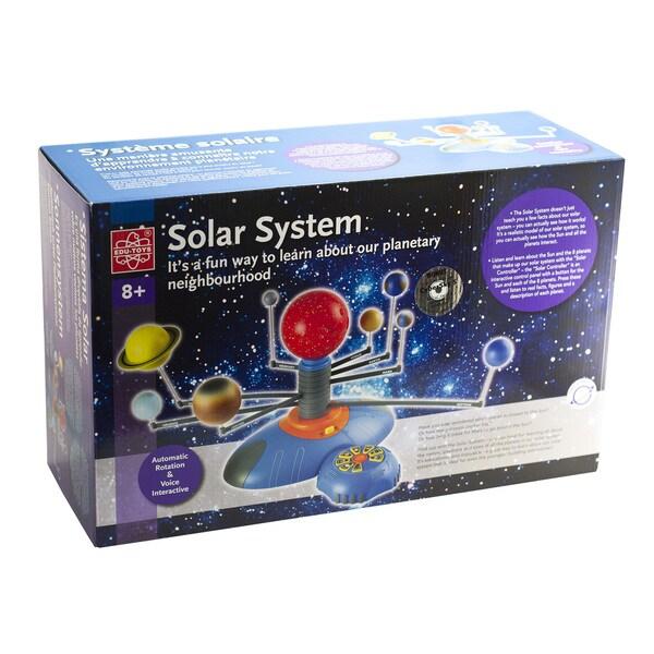 Shop Edu Toys Solar System Planetary Educational Set