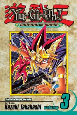 Yu-gi-oh! Millennium World 3: The Return of Bakura (Paperback)