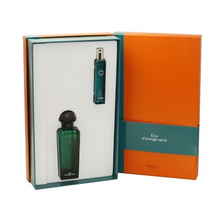 Hermes Eau D' Orange Verte Men's 2-piece Gift Set