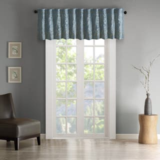 Straight Valances For Less Overstock Com