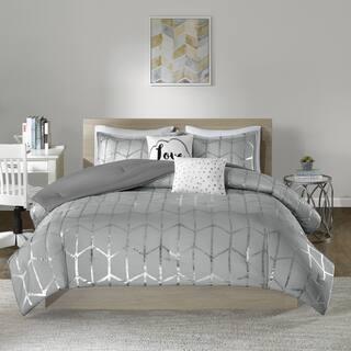 Shop Madison Park Elena 7 Piece Comforter Set On Sale