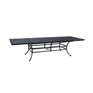 Gracewood Hollow Brovina Outdoor Table with Extension