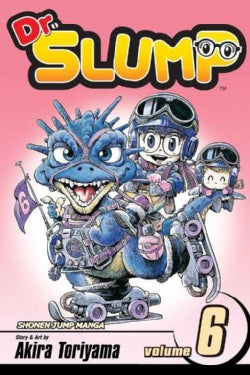 Dr. Slump 6 (Paperback)