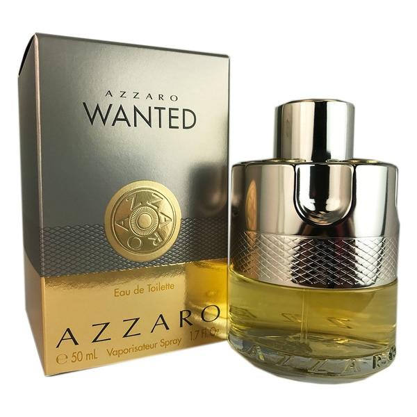 Shop Azzaro Wanted Mens 17 Ounce Eau De Toilette Spray Free