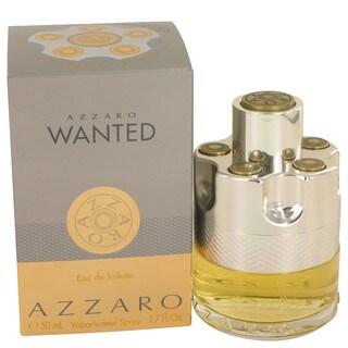 Azzaro Wanted Men's 1.7-ounce Eau de Toilette Spray