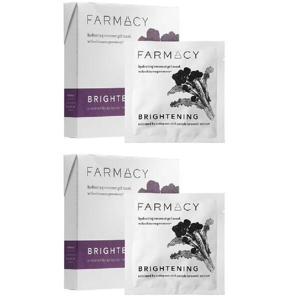 Coconut Gel Sheet Mask Brightening by farmacy #13