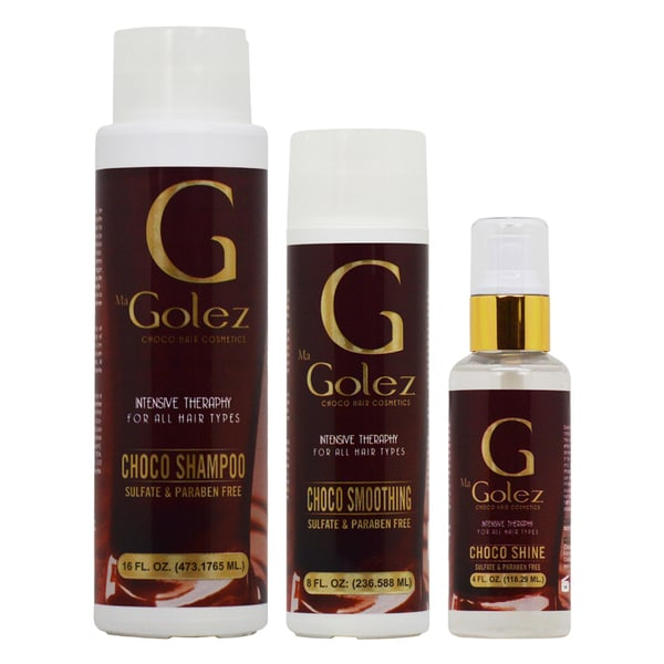 Shop G Ma Golez Intensive Theraphy Choco Shampoo & Smoothing & Shine