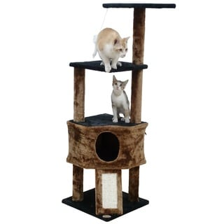 "Go Pet Club 46"" Kitten Cat Tree"