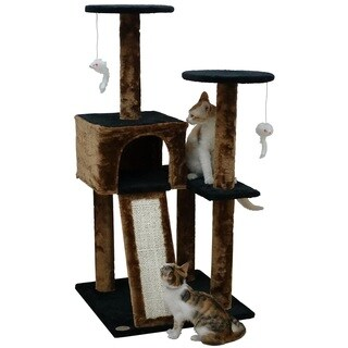 "Go Pet Club 44"" Kitten Cat Tree"