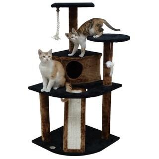 """Go Pet Club 47"""" Kitten Cat Tree"""