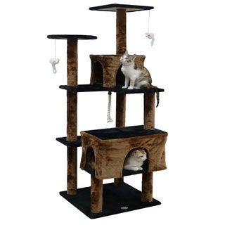 Go Pet Club 61-inch Cat Tree