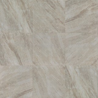 Stone Mountain Silver 24-inch x 24-inch Polished Tiles (Case of 4)