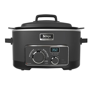 NINJA MC702 3 IN 1 6 QUART SLOW COOKER (Refurbished)