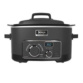 NINJA MC702 3 IN 1 6 QUART SLOW COOKER (Refurbished)