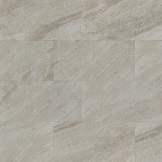 Stone Mountain Silver Polished 12-inch x 24-inch Wall Tiles (Case of 9)