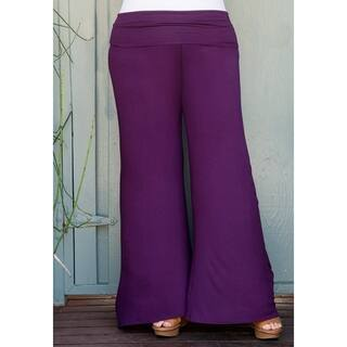 Sealed with a Kiss Women's Plus Size Classic Jersey Pants https://ak1.ostkcdn.com/images/products/16654158/P22976415.jpg?impolicy=medium