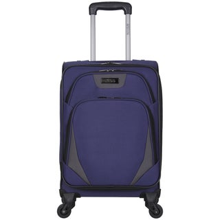 Kenneth Cole Reaction 'Going Places' 20-inch Lightweight 4-wheel Spinner Carry-on Suitcase