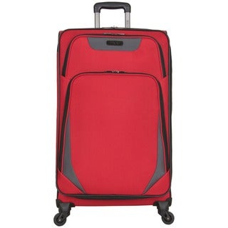 "Kenneth Cole Reaction ""Going Places"" 28-inch Lightweight Expandable Spinner Suitcase"