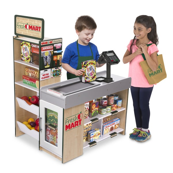 Melissa And Doug Grocery Store Kitchen