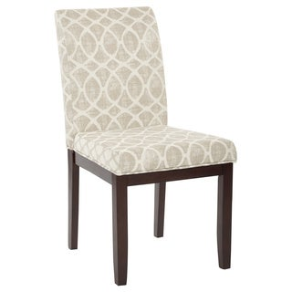 Ave Six Dakota Armless Parsons Chair