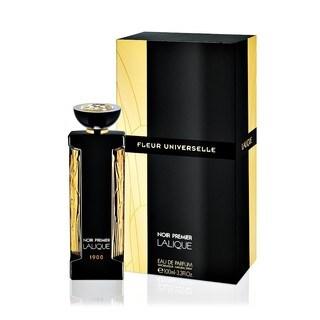 Lalique Noir Premier Fleur Universelle Unisex 3.3-ounce Eau de Parfum Spray