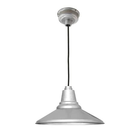 "20"" Calla LED Pendant Light in Mahogany Bronze"