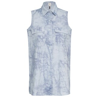 Qi Sleeveless Blouse