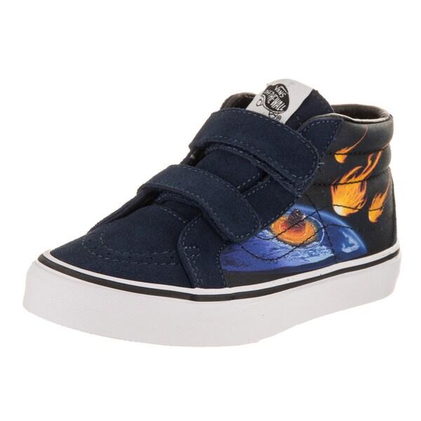 0da759b5261ad2 Shop Vans Kids Sk8-Mid Reissue V (Meteors) Skate Shoe - Free ...