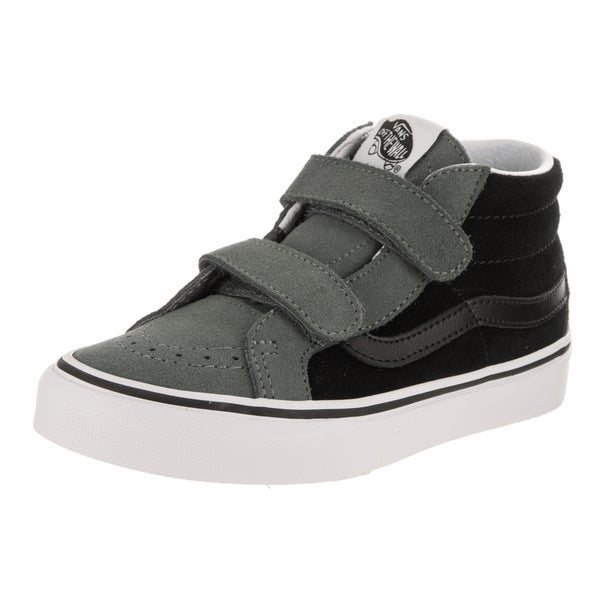 3b87d2a2aa Shop Vans Kids Sk8-Mid Reissue V (2-Tone) Skate Shoe - Free Shipping ...