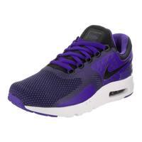 Nike Men's Air Max Zero Essential Blue Running Shoe