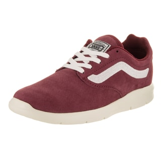 Vans Unisex ISO 1.5 Red Retro Sport Skate Shoes