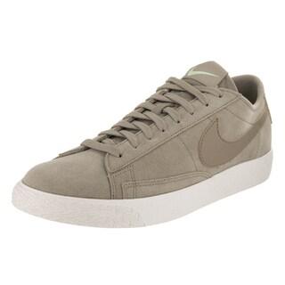 Nike Men's Blazer Beige Suede Skate Shoe