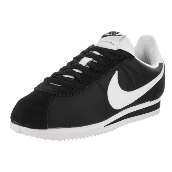 low priced 4585f f739f Nike Women  x27 s Classic Cortez Nylon Casual Shoes