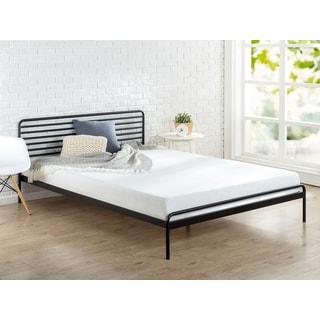 Priage Sonnet Metal Platform Bed