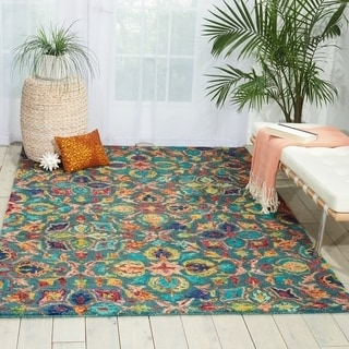 Nourison Vivid Colorful Area Rug