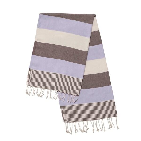Flora Pestemal Fouta Turkish Cotton Beach Towel