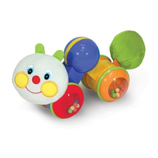 Melissa & Doug Press & Go Inchworm