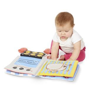 Melissa & Doug Little Chef Soft Activity Book|https://ak1.ostkcdn.com/images/products/16682428/P23001600.jpg?impolicy=medium