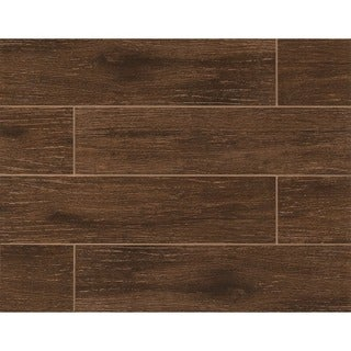 6X24 Prestige Walnut (Wood Look) (Case of 12)