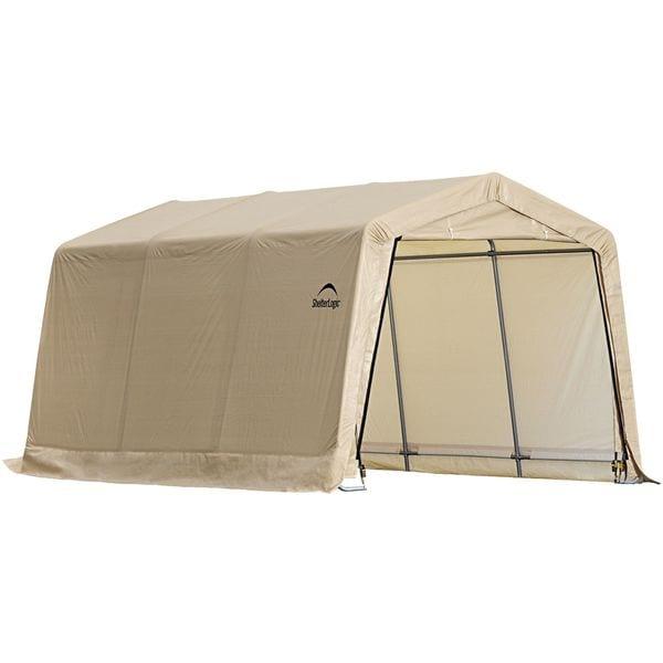 Shop 10X15x8 Auto Shelter, 1-3/8\