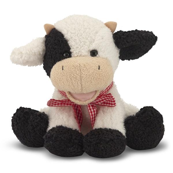 Melissa & Doug Meadow Medley Calf Stuffed Animal