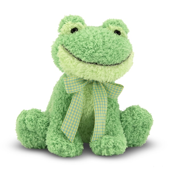 Melissa & Doug Meadow Medley Froggy Stuffed Animal