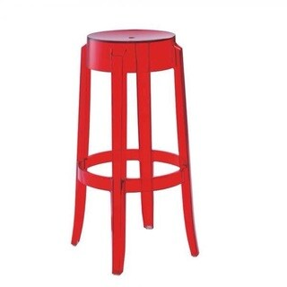 EMC Polycarbonate Bar Stool