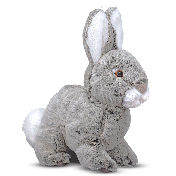 Melissa & Doug Brambles Bunny Stuffed Animal
