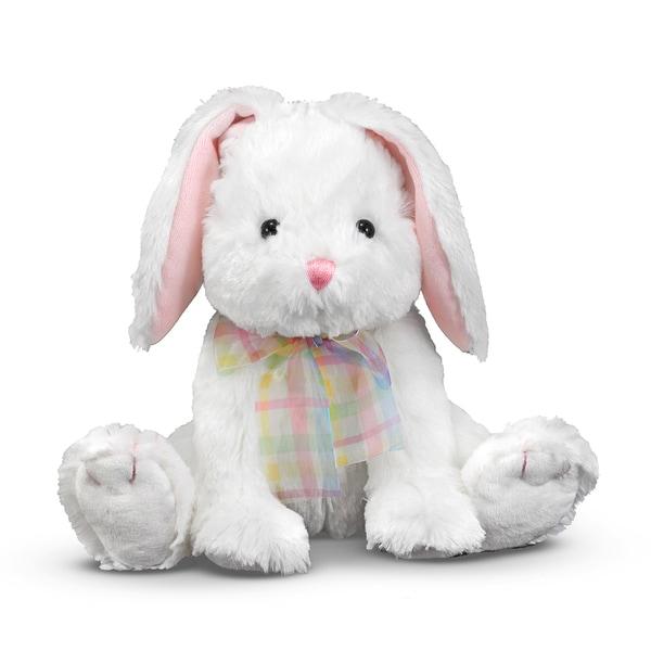 Melissa & Doug Blossom Bunny Stuffed Animal