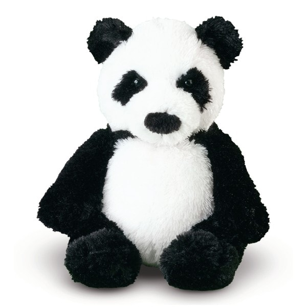 Melissa & Doug Bamboo Panda Stuffed Animal