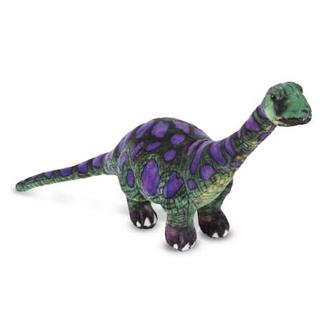 Melissa & Doug Apatosaurus Giant Stuffed Animal